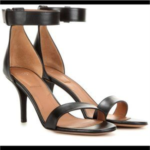 Givenchy Ankle Infinity Strap High Evening Sandals 42 12 11